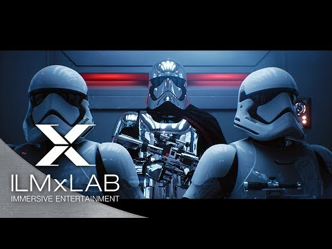 """Reflections"" – A Star Wars UE4 Real-Time Ray Tracing Cinematic Demo 