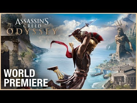 Assassin's Creed Odyssey: E3 2018 Official World Premiere Trailer | Ubisoft [NA]
